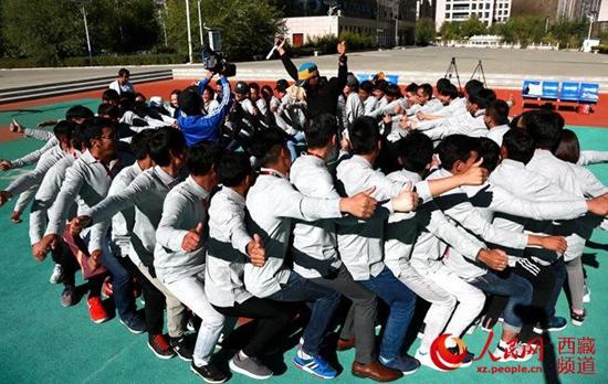 北京大学西藏大学生创业训练营落户拉萨