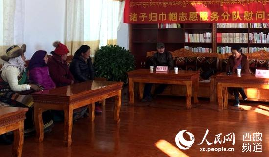 西藏妇联组织医疗专家开展义诊活动