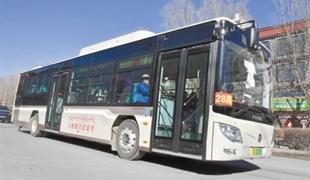 拉萨公交新能源占比六成