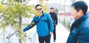 拉萨:呵护绿水青山 建设美丽西藏