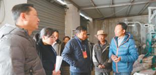 尼玛石曲:扛起脱贫领路旗        2011年底,尼玛石曲被仁欧村村民选为村委会主任,大家寄希望于这个80后能带着全村人富起来。