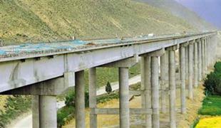 拉萨至山南快速通道:工程建设 进展顺利