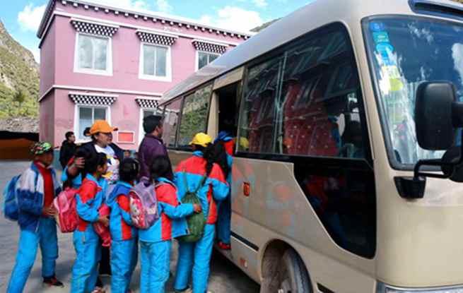 西藏江达县波罗乡两村被淹 500万救灾资金紧急调拨