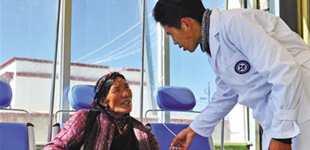山南:全民健康不是梦