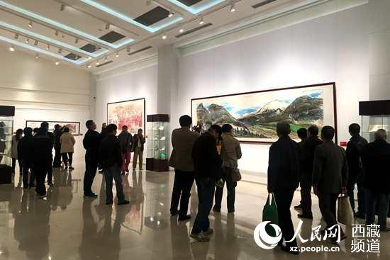 《�畚椅鞑亍访佬g作品展在上海盛大�_幕