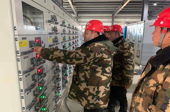 西藏日喀则市萨嘎县实现集中供暖