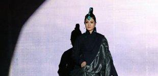 西藏藏东民族时装秀展服饰新魅力